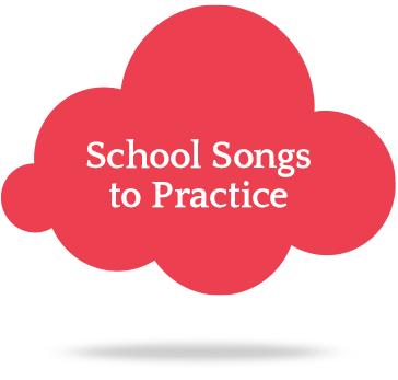Launceston Preparatory School Students' Area - School Songs